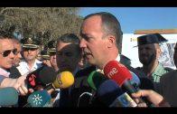 Finalizan los trabajos de construcción de la barrera contra el narcotráfico del río Guadarranque