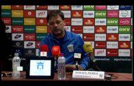 Guti contento por el resultado y por la gran primera parte que jugó el Algeciras Club de Fútbol