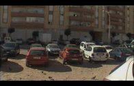 IU denuncia el deterioro y la falta de limpieza en la calle Carteya.