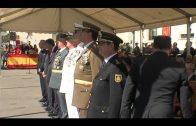 La comandancia de la Guardia Civil ha conmemorado hoy el día de su patrona