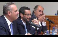 Landaluce pide unidad y lealtad institucional en defensa del Campo de Gibraltar