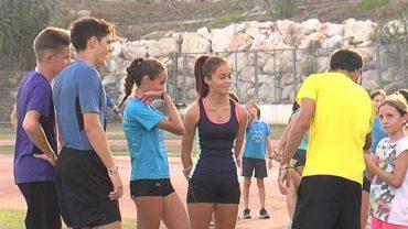 Los atletas del Bahía de Algeciras encaran ya el comienzo de temporada