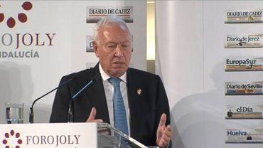 Margallo asegura que es el momento para desarrollar el Plan Integral del Campo de Gibraltar