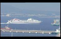 Al menos dos policías portuarios detenidos en una operación antidroga en el Puerto