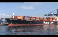 Algeciras, segundo puerto de contenedores más productivo de Europa