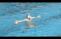 Cuatro derrotas para la base del Club Waterpolo Algeciras este fin de semana