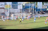 El Algeciras C.F. Araña un punto en el San Pablo de Écija y pierde el liderato en solitario
