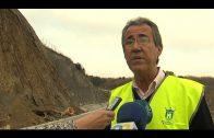 El Ayuntamiento reparará los taludes de la carretera del Faro