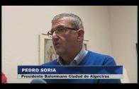 El Club Balonmano Ciudad de Algeciras informa al Ayuntamiento de sus proyectos y su situación actual