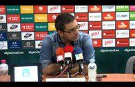 Empate con sabor a derrota del Algeciras C.F. frente al Recreativo de Huelva B