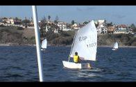 Fin de semana marcado por el Campeonato Provincial de Optimist y la I Carrera Solidaria