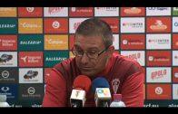 """Guti: """"El partido se va a hacer largo y tenemos que estar preparados para la batalla"""""""