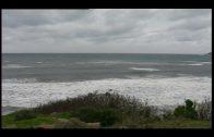 La Aemet activará la alerta naranja esta medianoche en el Estrecho por lluvias