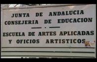 Los presupuestos de la Junta inlcuye la reforma del techo de la Escuela de Arte en Algeciras