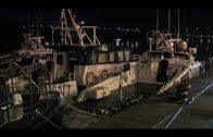 Mueren cuatro ocupantes de una embarcación en una persecución contra el narcotráfico en el Estrecho