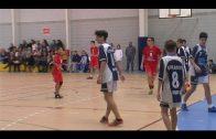 Nueva jornada de encuentros de la base del Balonmano Ciudad de Algeciras