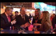 Pérez Custodio presenta a los concejales de turismo el futuro stand  comarcal de Fitur  2017