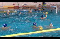 Pleno de victorias en el Campeonato Infatil Mixto de Waterpolo y tres derrotas en Liga