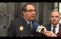 Antonio Jesús Pérez toma posesión de su cargo como nuevo intendente de la Policía Local