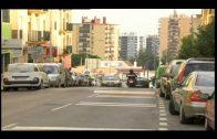 Corte de tráfico en la  intersección de las avenidas Bellavista y Vistamar