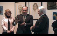 """El alcalde entrega del premio """"Ateneo José Román 2016"""" a Antonio López Canales"""