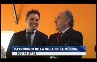 """El PP patrocina 15 """"sillas de la música"""""""