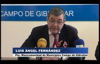 El presidente de la Mancomunidad presenta los II Premios Comarcales del Campo de Gibraltar