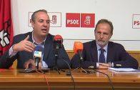 """El PSOE """"suspende"""" al Gobierno Rajoy en inversiones para la comarca en 2016"""