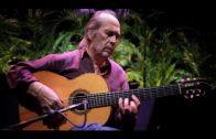 Clausura de las clases magistrale del Encuentro Internacional de Guitarra Paco de Lucía
