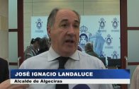 "Landaluce considera que 2016 ha sido un ""buen año"" para Algeciras"