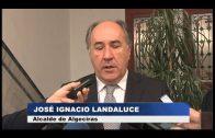 Landaluce mantiene una  reunión  con el nuevo delegado Especial de Zona Franca