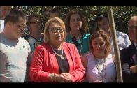 Landaluce muestra el pesar municipal por el fallecimiento de Carmen Aparicio