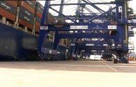 Las terminales de contenedores del Puerto de Algeciras operaron 128 megaships en 2016, un 29% más