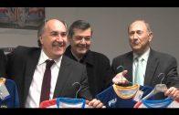 Los jugadores del Algeciras CF desean una Feliz Navidad