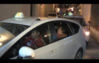 Los mayores se acercan a la Navidad de la mano del Ayuntamiento y de Radio Taxi