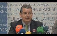 Sanz subraya el compromiso del Gobierno con el Campo de Gibraltar para impulsar su desarrollo económico y social