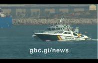 Aplazada la declaración del expatrón de pescadores de La Línea por  el bloque de hormigón