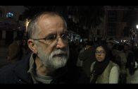 Asociaciones humanitarias se concentran por los fallecidos en el Estrecho