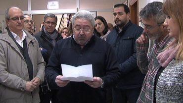 Centro Tratamiento Ambulatorio de Algeciras rinde homenaje a la trabajadora social Mª José Cabello