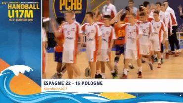 Domingo Luís, camino de los cuartos de final con la Selección Española de Balonmano