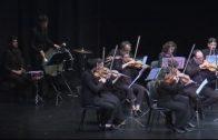 El alcalde asiste al concierto de Año Nuevo en el Teatro Florida