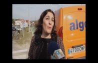 Algesa desbroza la carretera de Los Yankis