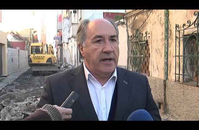 El ayuntamiento acomete una serie de mejoras en la calle Comandante Gómez Ortega