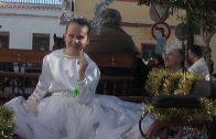 El Barrio de San Isidro celebra su pasacalles de la Estrella de la Esperanza
