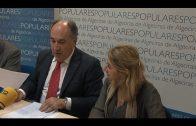 """Landaluce: """"El Partido Popular apuesta por una política exterior unida y cohesionada´´"""