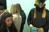 """Laura Ruiz participan en la convivencia navideña del Centro Educativo """"Los Guardianes"""""""