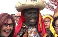 SSMM los Reyes Magos visitan La Palma y la Capilla de Europa
