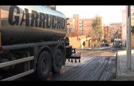 Urbanismo continúa con los trabajo de mejoras de varias calles de la ciudad incluidas en el INVIERTE