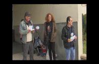 CGT protesta por la falta de personal de limpieza en el hospital
