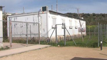 Educación contempla al CEIP Los Arcos de Algeciras en el Plan de Retirada de Prefabricadas